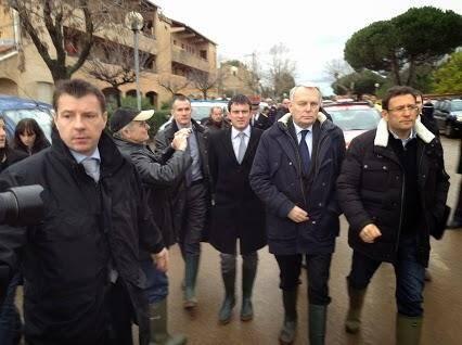 ayrault et Valls à La Londe ok