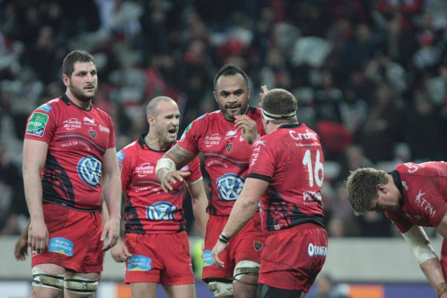 RCT Cardiff 43-20 H-Cup Allianz Riviera Nice 140111