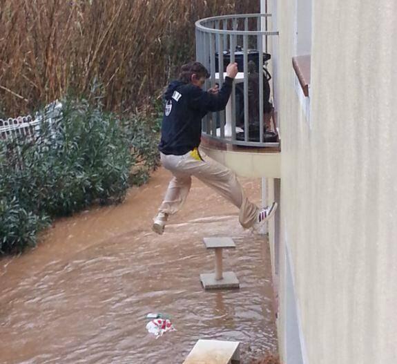 lavandou inondation