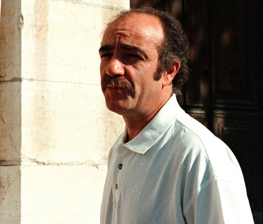 Le juge Jean-Pierre Murciano.
