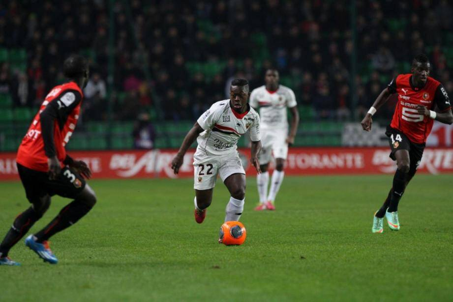 rennes ogc nice mendy papy nampalys 0-0 stade route lorient 140111