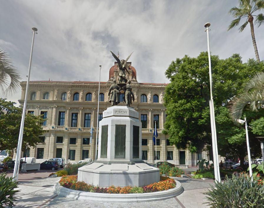 La mairie de Cannes