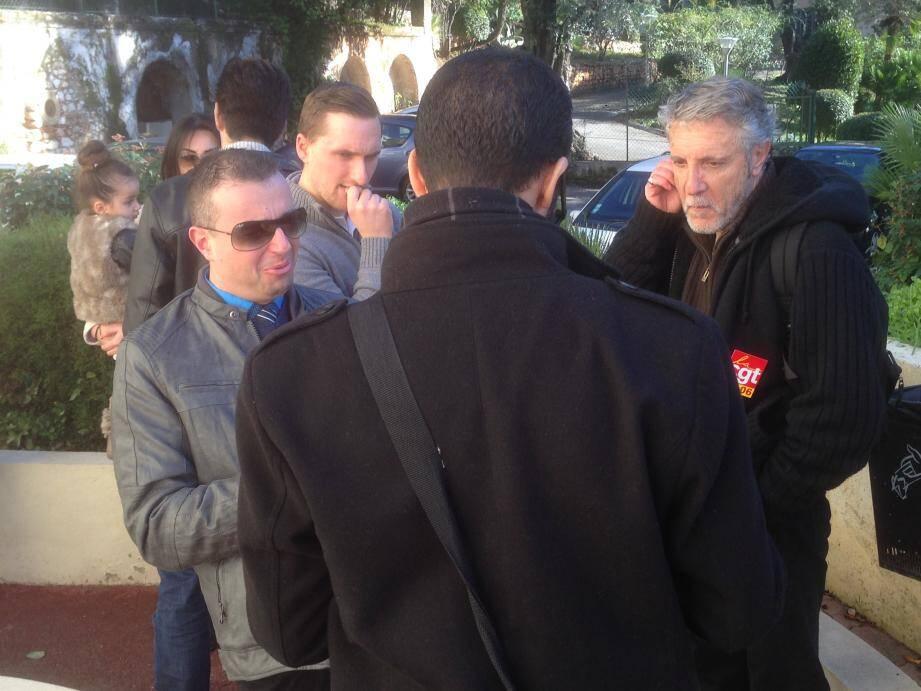 L'agent de sécurité de l'aéroport de Nice Côte d'Azur, âgé de 25 ans, est soupçonné de radicalisme religieux.