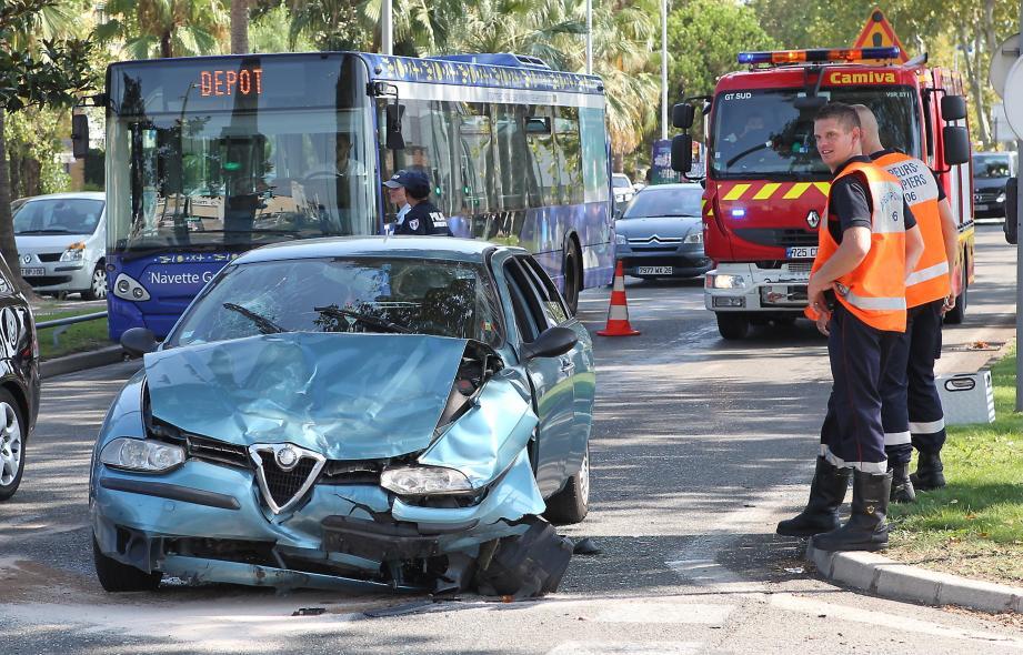 Accident 202 Nice 130823