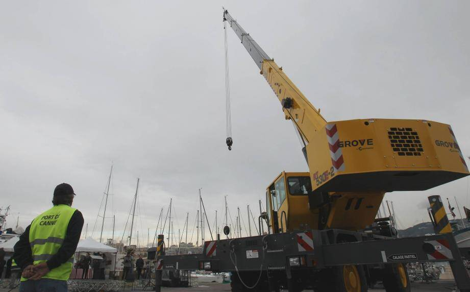 Cet investissement de 300.000 euros permet d'améliorer le service apporté aux clients du Vieux-Port.