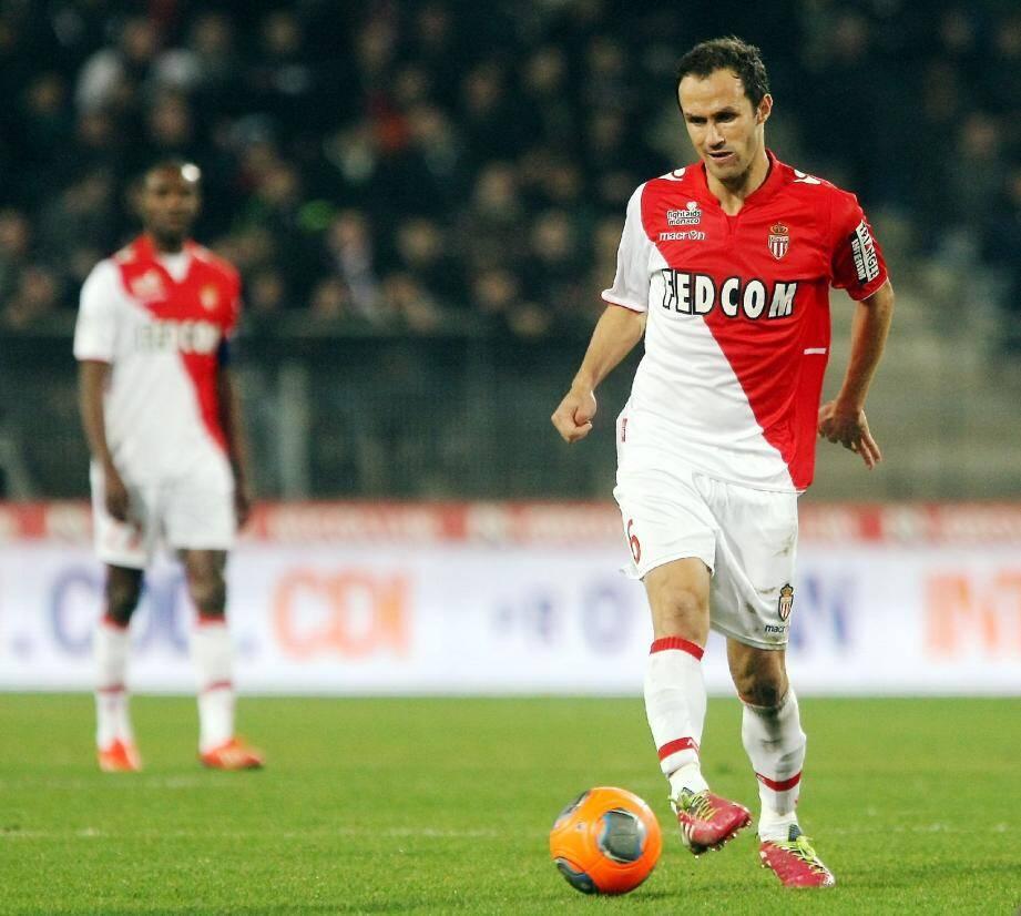 Ricardo Carvalho préservé par Claudio Ranieri à Lorient.