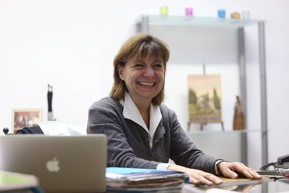 « Ne pas payer les charges patronales n'est pas un délit » , assure Martine Baheux.