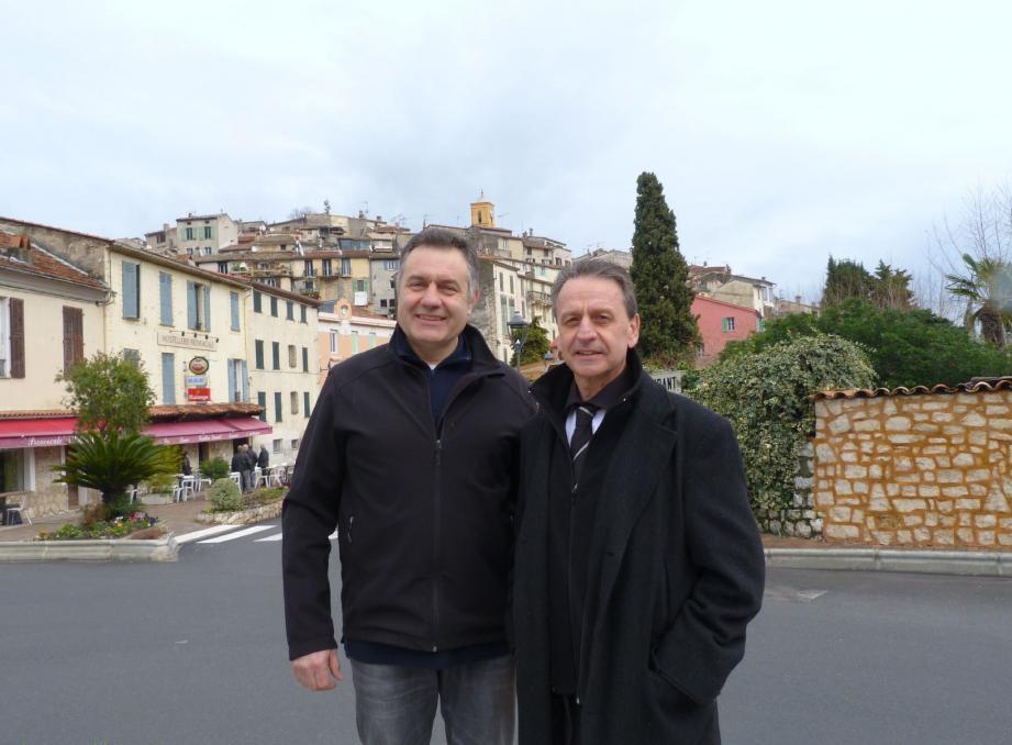 Jean-Luc Gauberti rejoint officiellement la liste de Gilles Renoux.