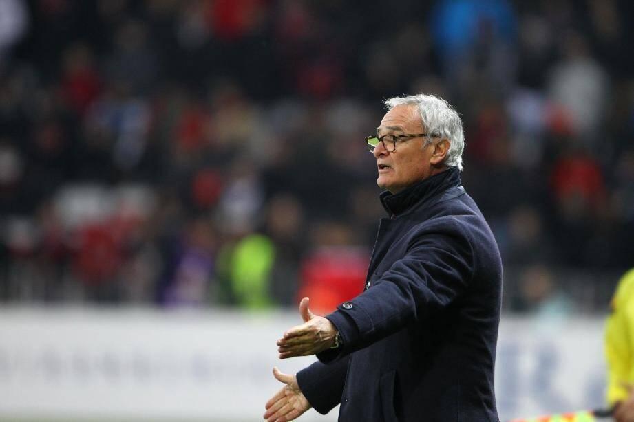 Claudio Ranieri s'est félicité de cette victoire à Furiani face au SC Bastia.