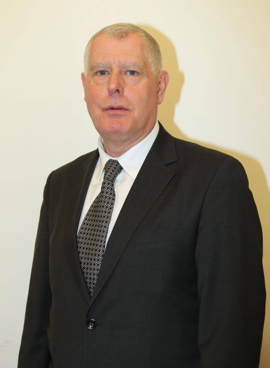 Alain Garelli.