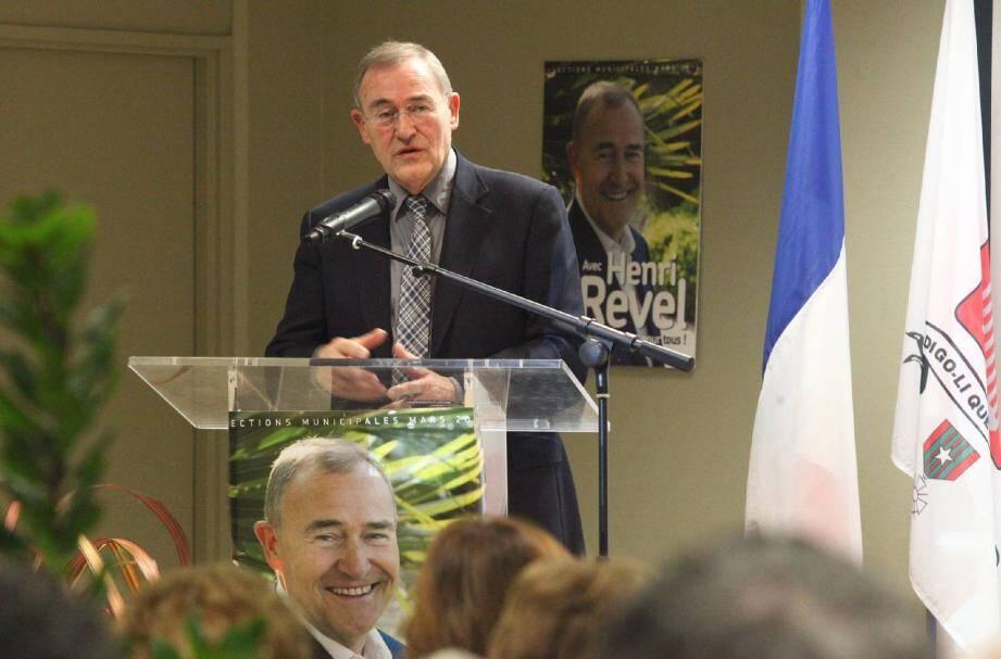 Henri Revel