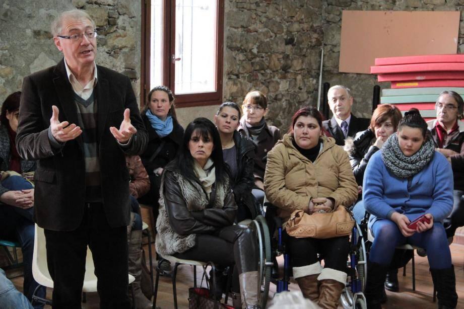Marc Morini : « Nous avons mis toute notre énergie à défendre l'autonomie de notre collectivité et à utiliser le regroupement dans la communauté « Pays des Paillons » dans l'intérêt des Drapois et comme un élément de résistance à l'intégration de Drap dans la métropole azuréenne » .