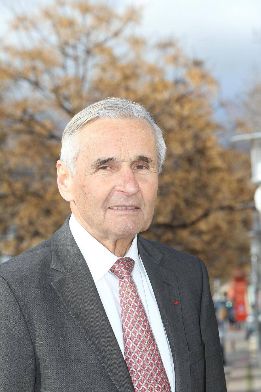 André Aschieri en lice pour un 8e mandat.