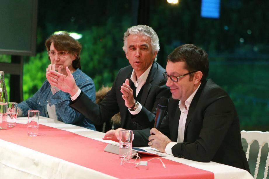 Jean-Pierre Rivère : « L'OGC Nice, ce sont 500 entreprises partenaires et je trouve que c'est une très bonne chose que des dirigeants se mettent au foot. On est dans une relation gagnant-gagnant. »
