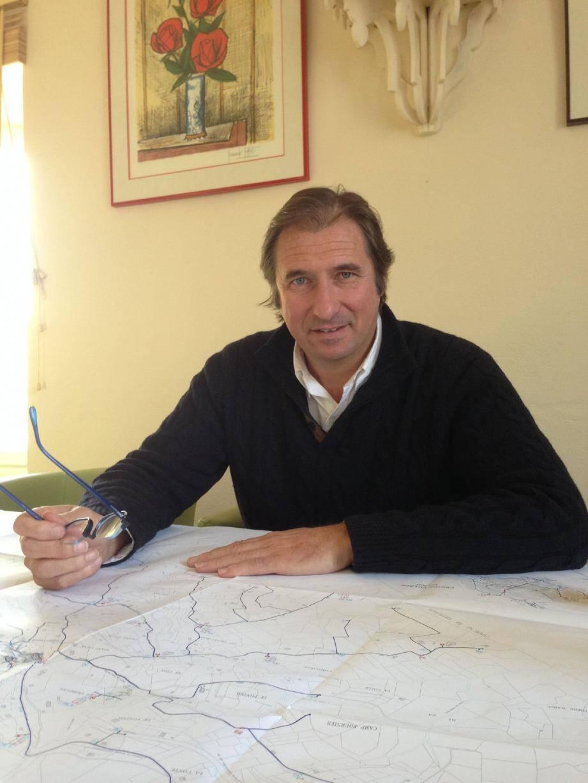 Le maire Pierre Jugy brigue un nouveau mandat et présente ses quatorze colistiers.