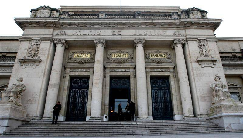 Palais de justice de Toulon