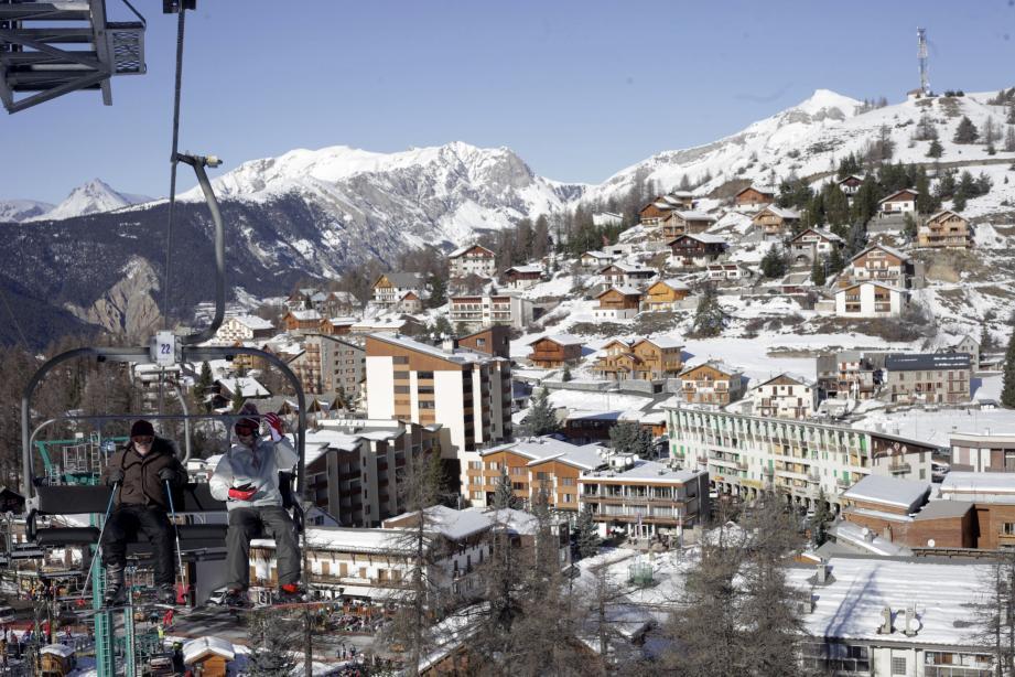 Selon Trip Advisor, Valberg serait la huitième station de ski la moins chère de France