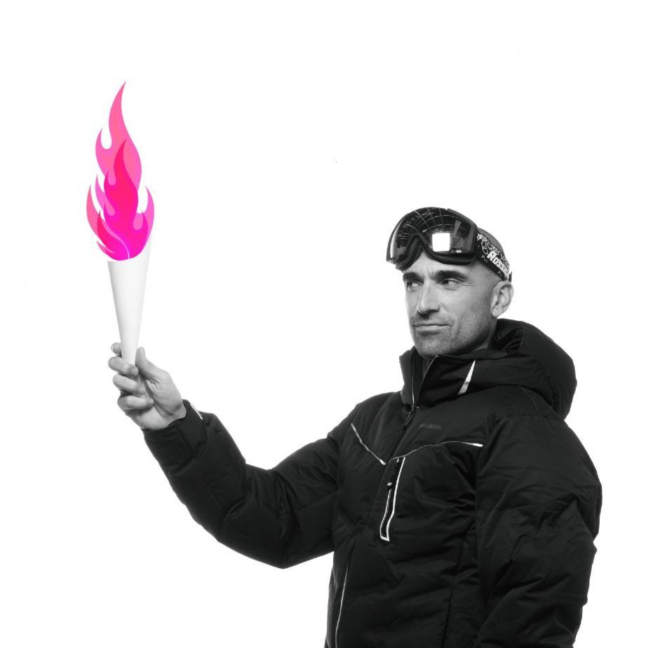 L'ancien gardien Jérôme Alonzo, atout décalé de France Télévisions à Sotchi.