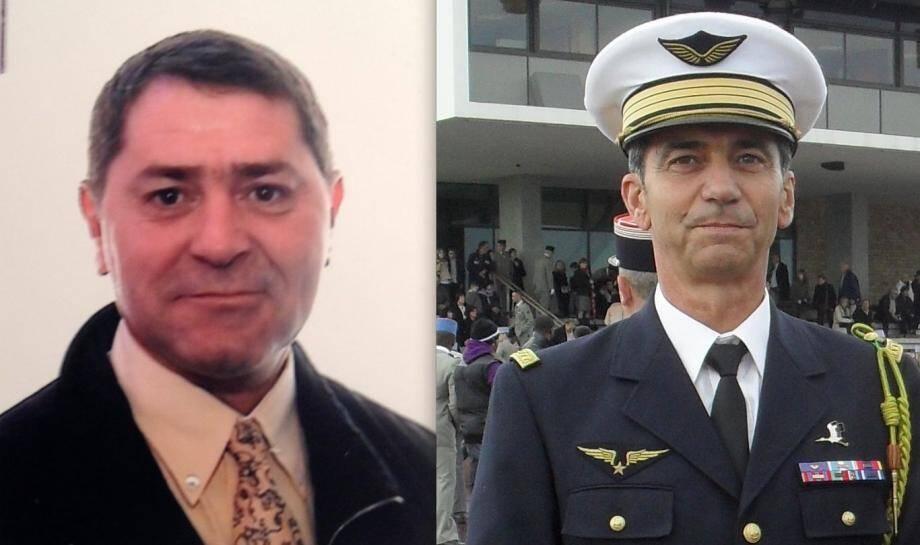 Pascal Fauret et Bruno Odos contestent leur responsabilité quant au contenu des valises saisies dans leur avion.