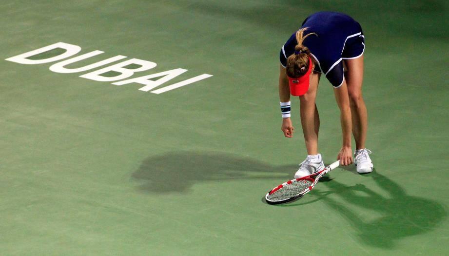 La Niçoise, Alizée Cornet, n'a rien pu faire en finale face à Venus Williams.