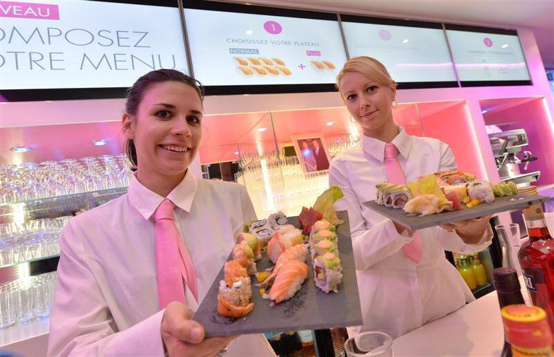 Planet Sushi à Monaco