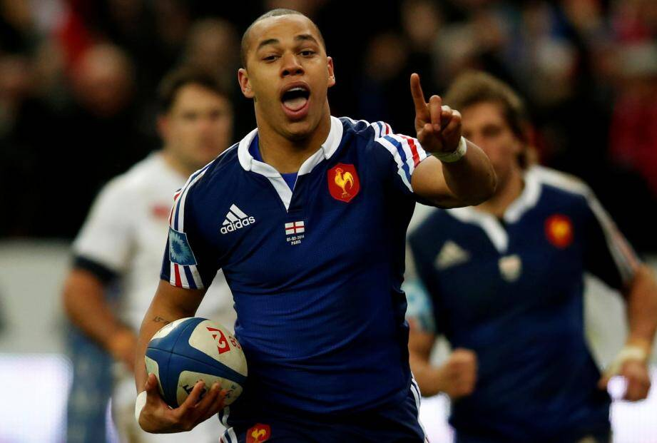 Le Seynois Gaël Fickou titulaire avec le XV de France contre l'Irlande
