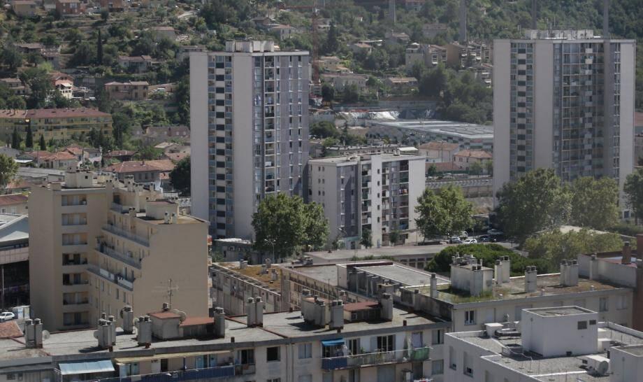 Certaines communes azuréennes - comme ici, Nice - parviennent à dépasser les objectifs de construction fixés par l'État. D'autres, en revanche, sont beaucoup moins entreprenantes.