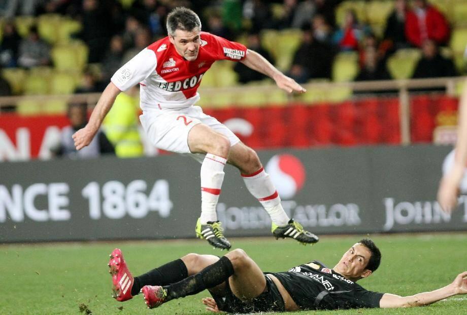 L'AS Monaco compte sur son capitaine, Toulalan, pour ramener la victoire de Geoffroy Guichard.