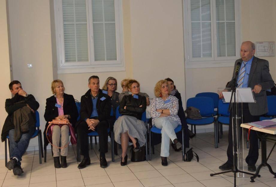 Une réunion où tous les aspects sécuritaires dans la commune ont été passés en revue.