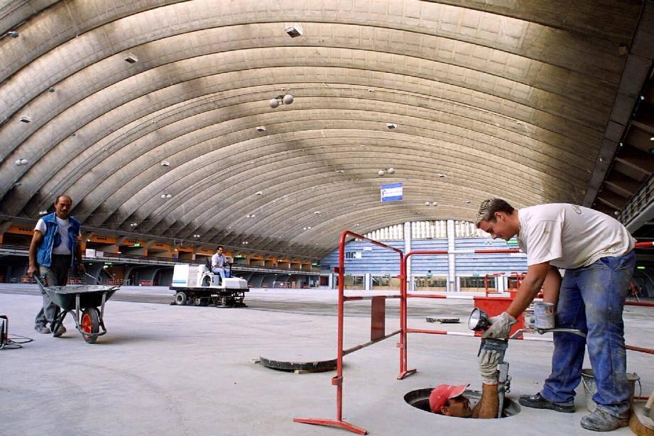 Le palais des Expositions, futur palais des sports, ou haut lieu de culture permanent ?