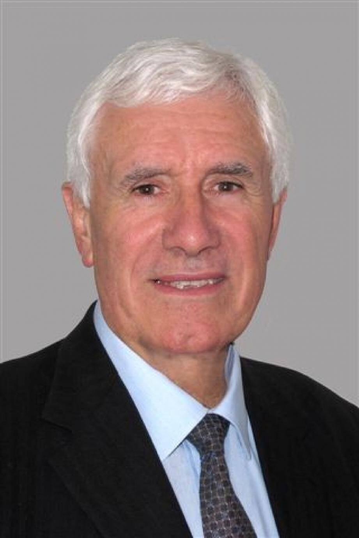La tête de liste Francis Tujague, ingénieur agronome.