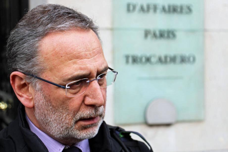 Maurice Perrin, confiant avant de rejoindre le conseil de surveillance.