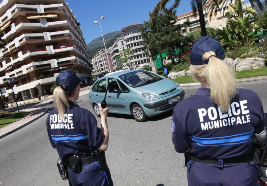 Dans le programme de Patrice Novelli, le renforcement et la modernisation de la police municipale font partie des objectifs prioritaires.(Archive photo Eric Dulière)