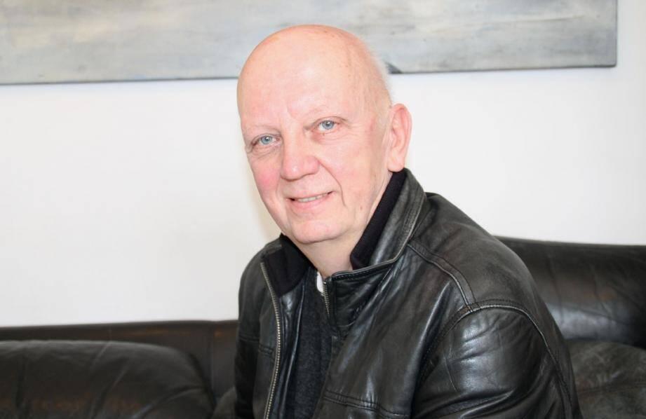 Georges Bertin se présente pour la première fois aux élections municipales.