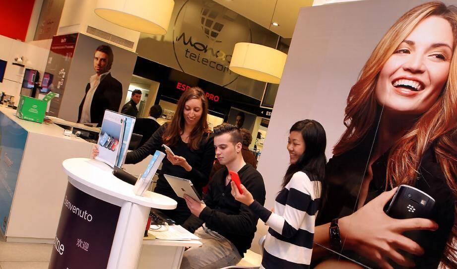 Monaco Telecom lancera son offre quatre en un (téléphonie, télévision, internet et mobile) pour l'été.