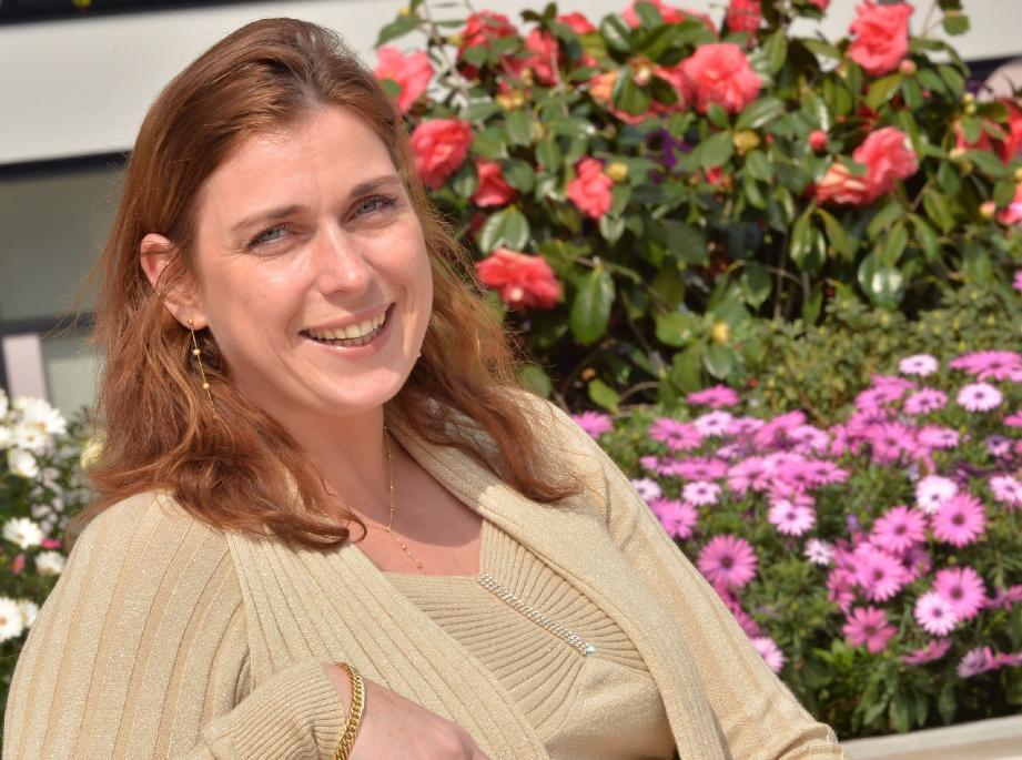 Anne Eastwood, haut commissaire à la protection des droits, des libertés et à la médiation.