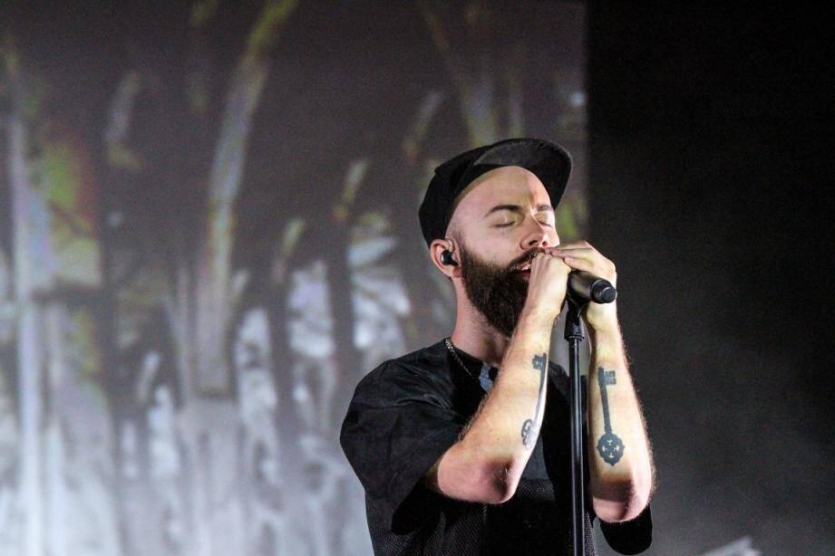 Le chanteur et réalisateur Woodkid sera en tête d'affiche du festival Pantiero qui se tiendra du 8 au 10 août 2014.