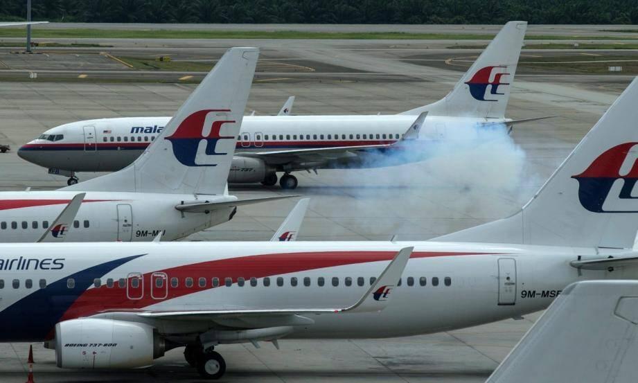 malaysian airlines illustration disparition vol kuala lumpur pekin