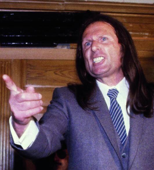 Tommy Recco à l'époque de son procès, en 1983
