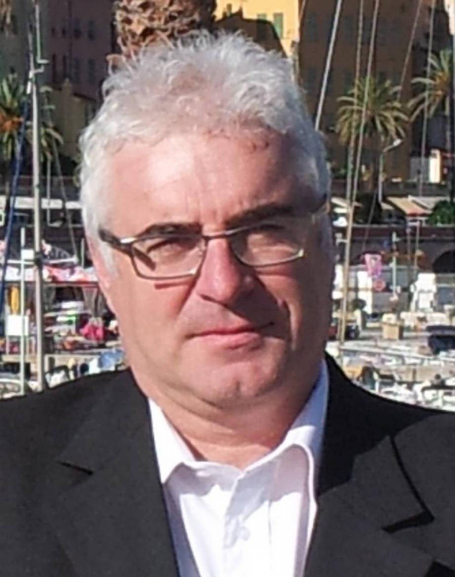 Jean-Michel Cucinelli, ancien conseiller municipal.