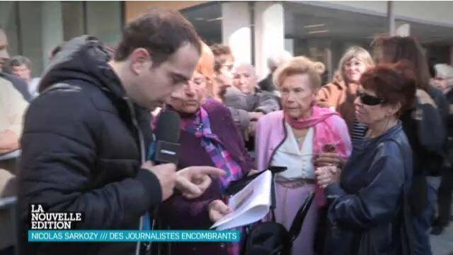 La mère de Christian Estrosi refoulée du centre Pompidou