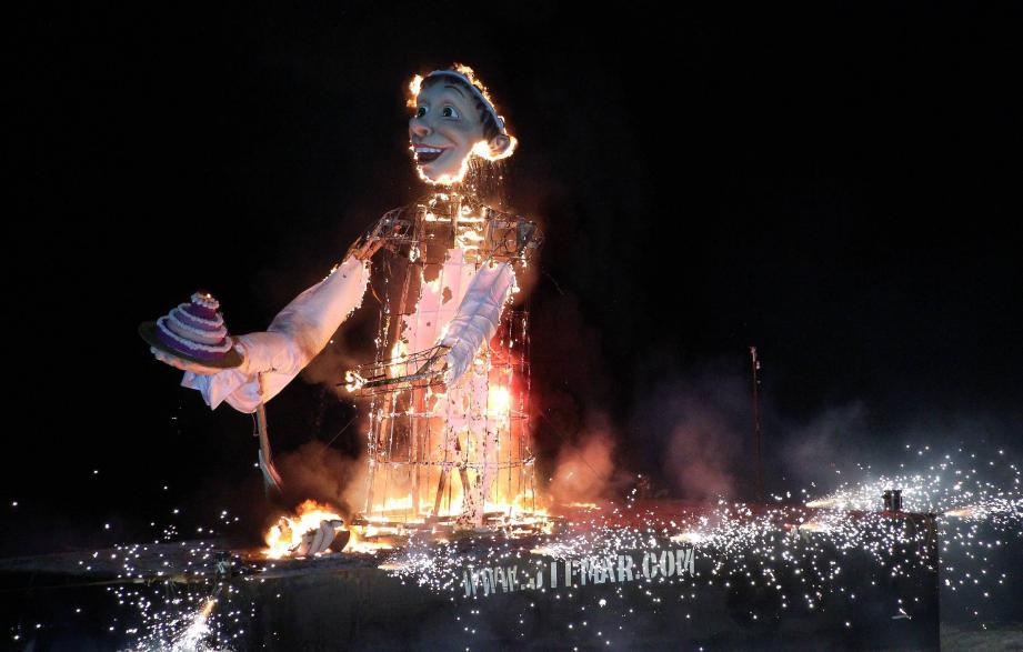 Carnaval brulé
