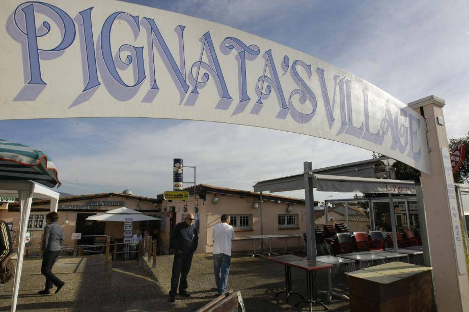 Le restaurant La Pignata.