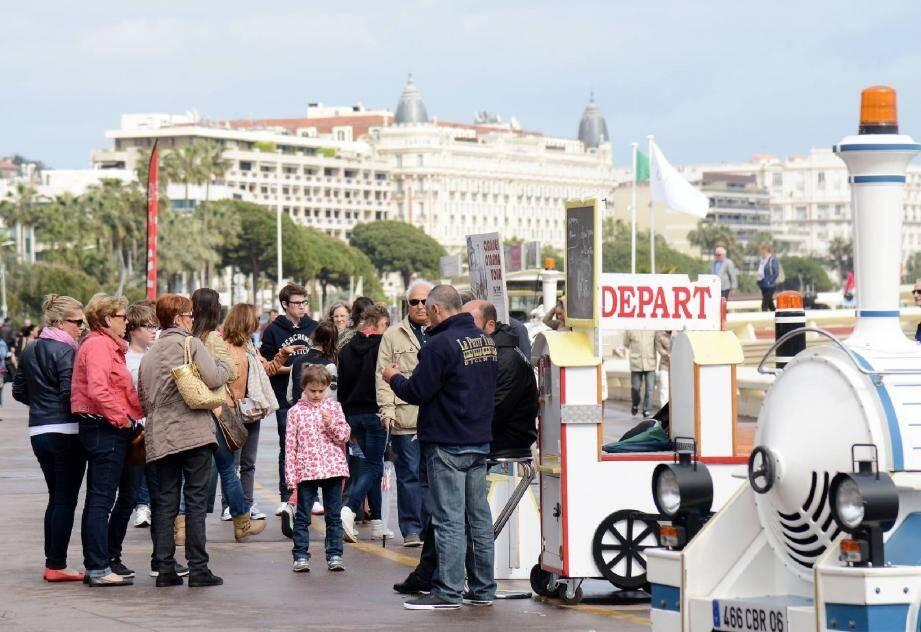 A Cannes, le bilan est plus que mitigé chez les hôteliers.