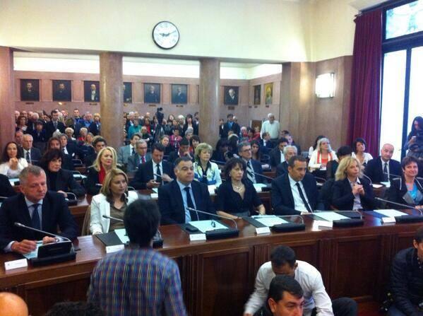 nouveau conseil municipal nice delegations adjoints 140404