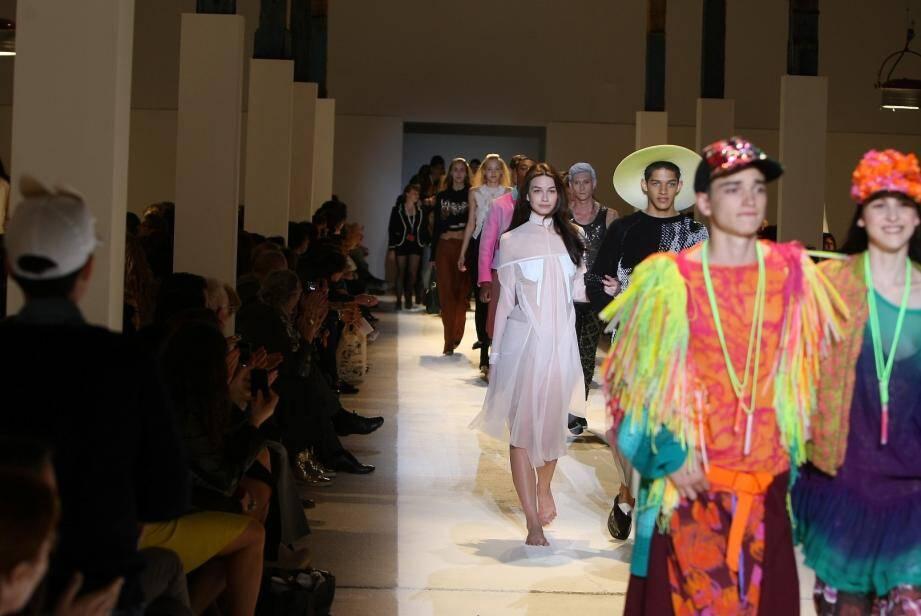 Défilés du Festival de la mode d'Hyères: réservations sur internet du 14 au 18 avril