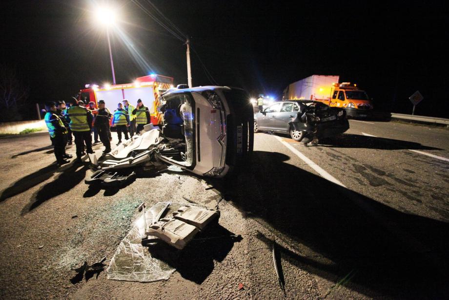 Le parquet a diligenté une expertise technique des trois véhicules en cause.