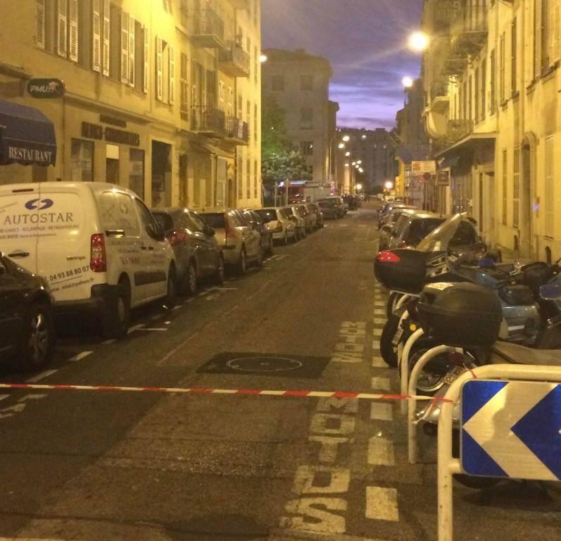 hopital saint roch alerte à la bombe nice perimetre securite 140417