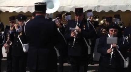 VIDEO. La Musique des Sapeurs Pompiers de Brignoles joue du Daft Punk