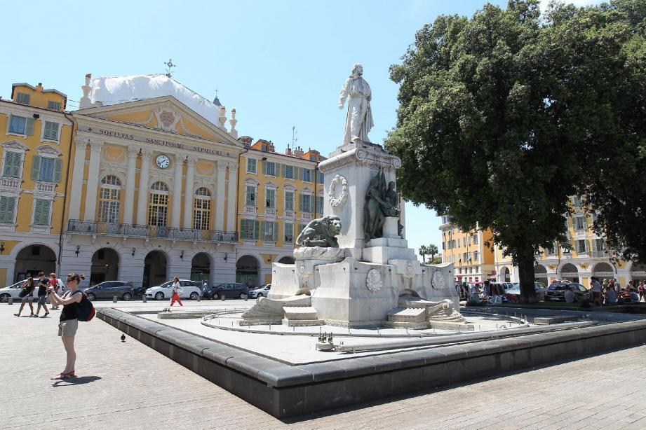 La place Garibaldi de Nice n'accueille finalement pas de rassemblement anti-FN ce jeudi